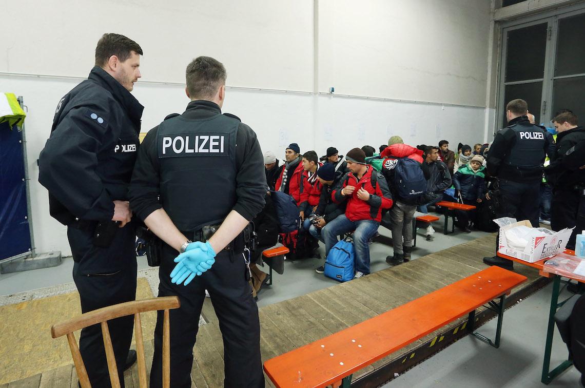 germania rifugiati