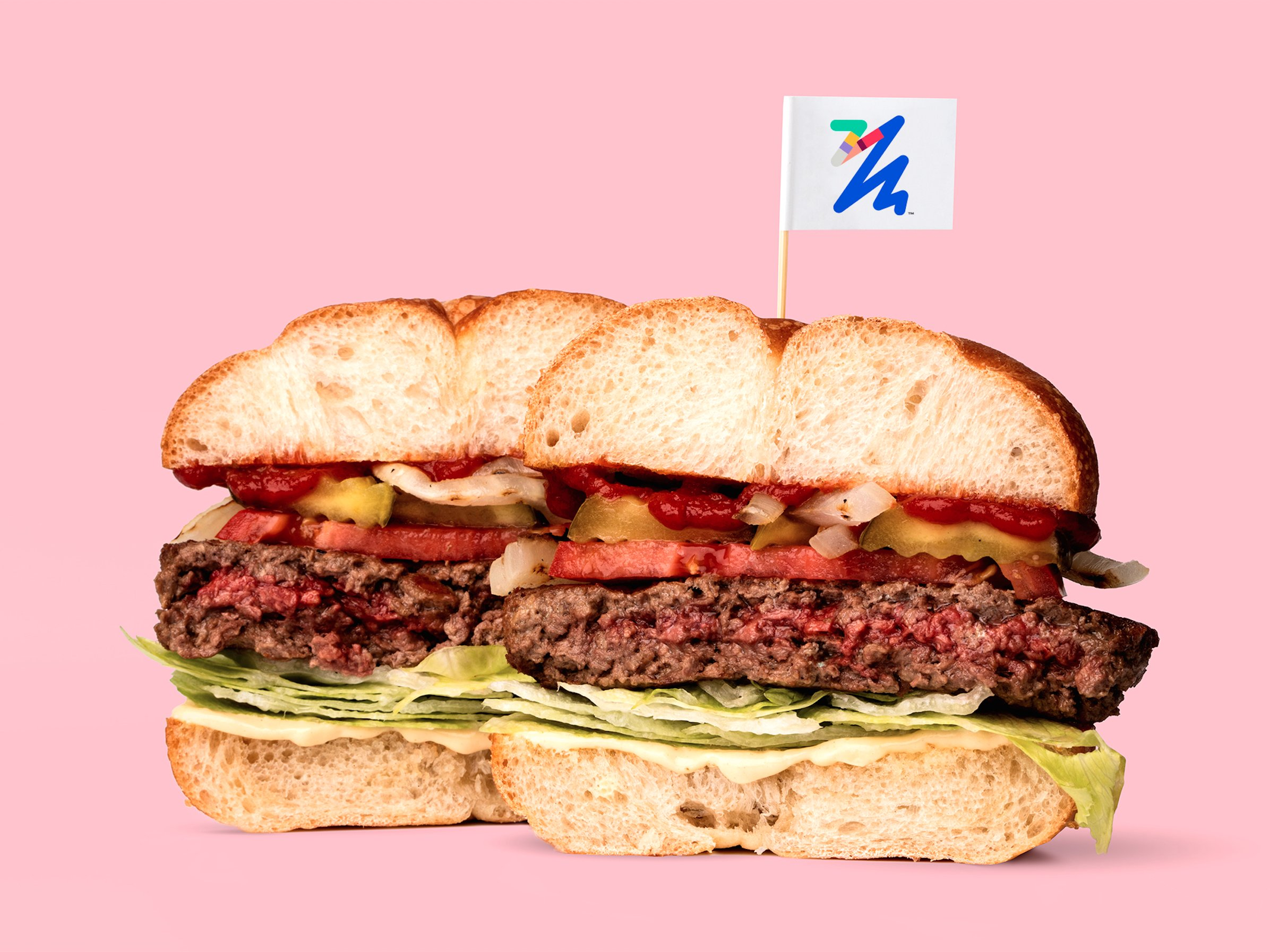 impossible food burger