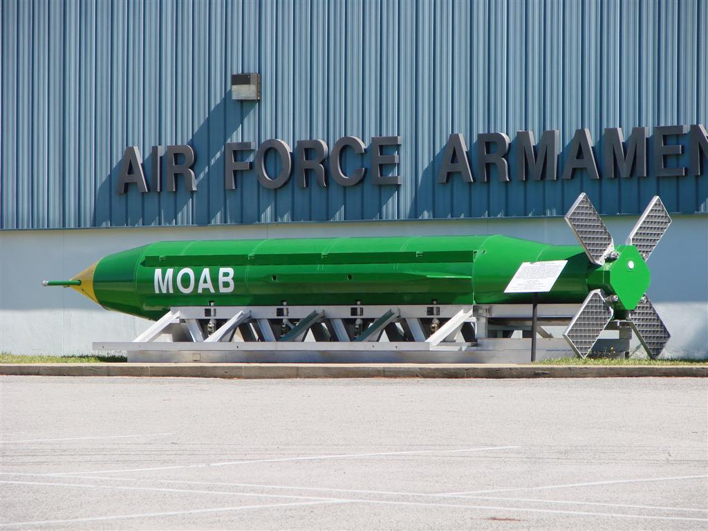 Bomba MOAB