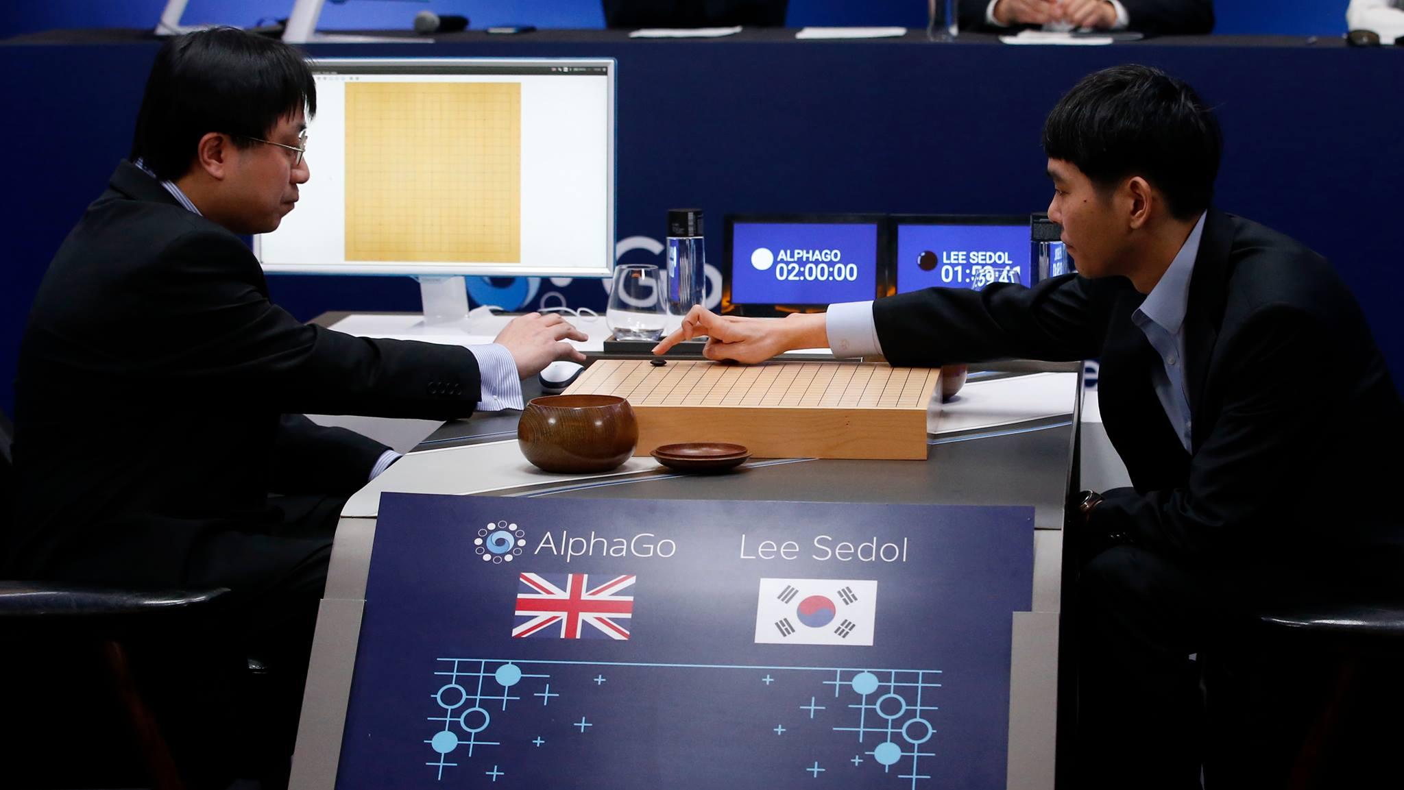 artificially intelligent machines