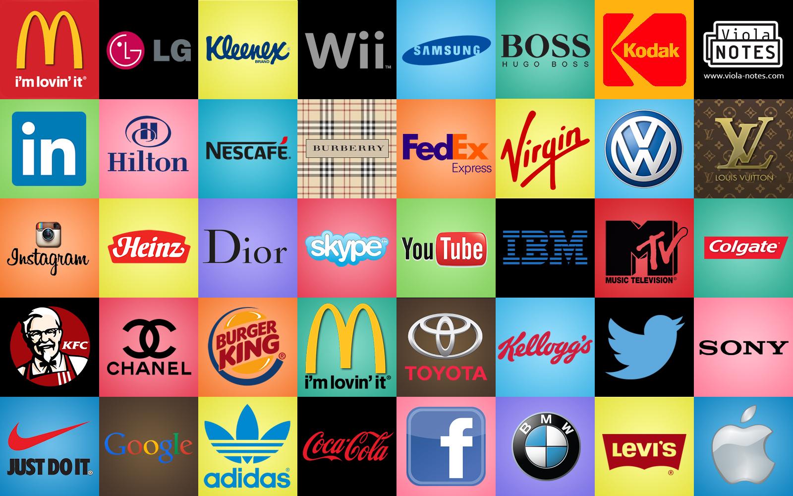 Come comunicare attraverso il logo. Il vero significato dei