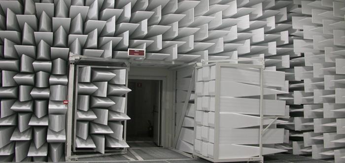 camera anecoica