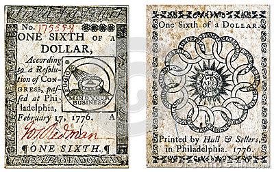 dollaro-continentale-di-valuta-82188196