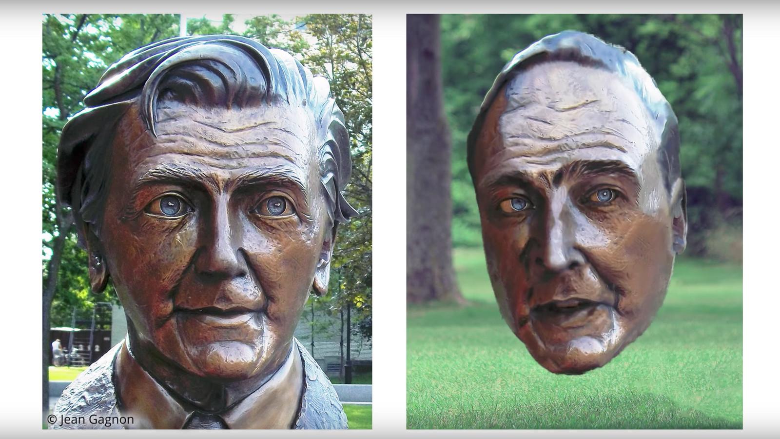 filtro statua