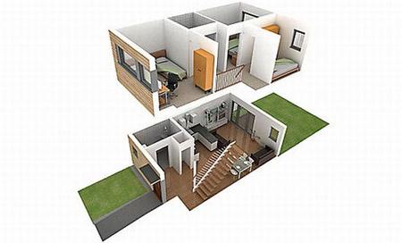 Ikea costruisce mini appartamenti per i suoi dipendenti - Casa prefabbricata ikea ...
