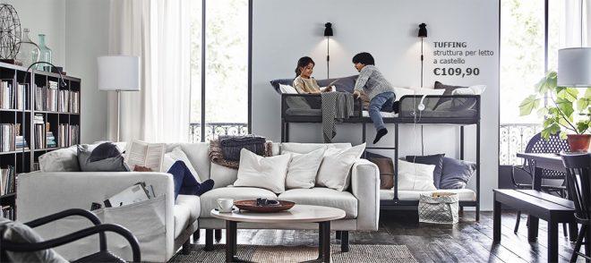 Ikea costruisce mini appartamenti per i suoi dipendenti for Mini appartamenti arredati