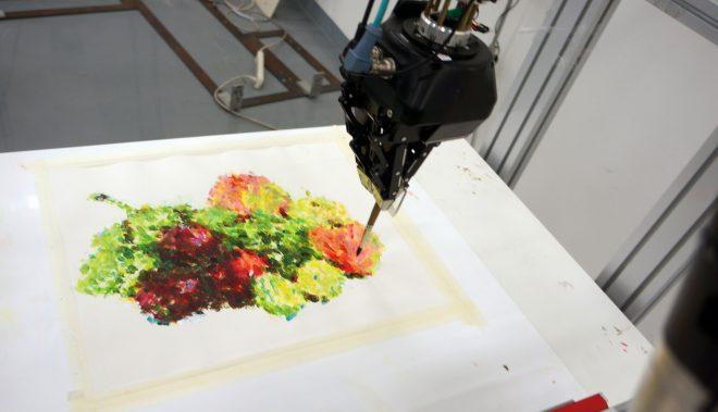 robot arte 2