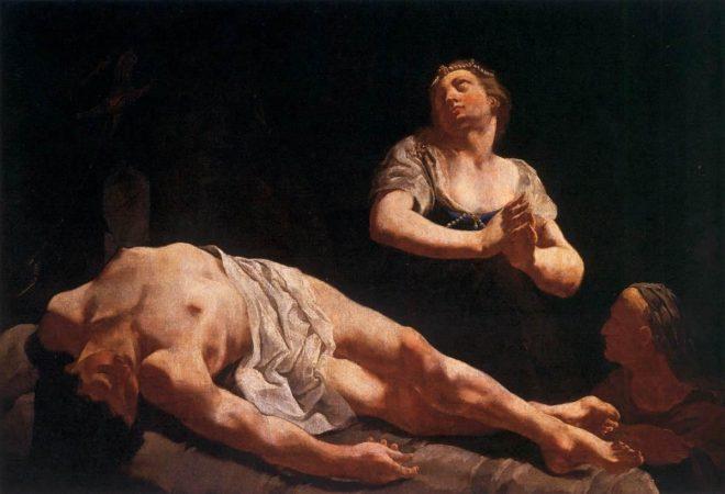 Giuditta e Oloferne di Giulia Lama
