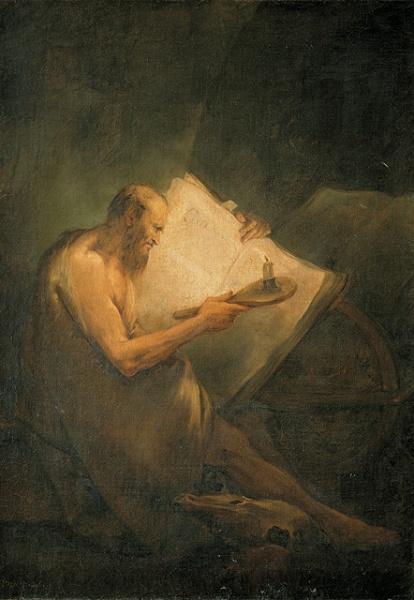 Pitagora Filosofo di Pietro Longhi