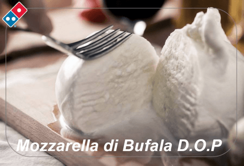 domino's pizza mozzarella