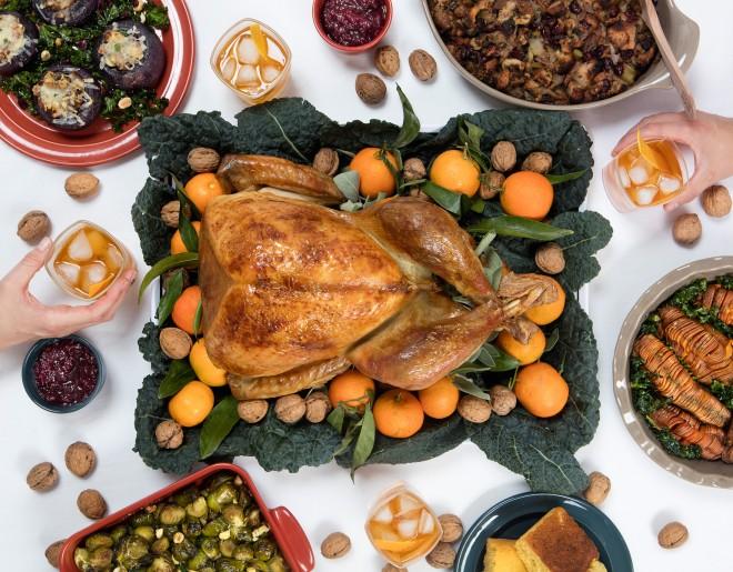 tacchino americana in cucina | Smartweek