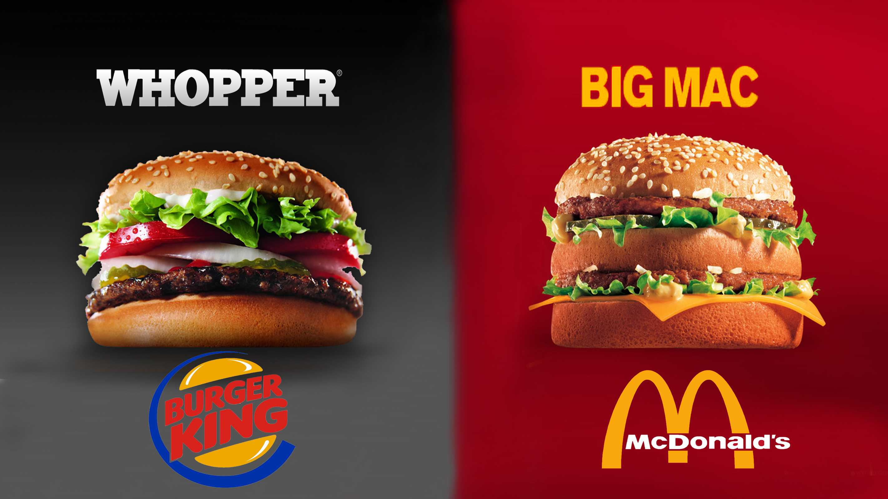 mcdonalds corporation burger king Burger king takes jab at ronald mcdonald with new free whopper promotion elizabeth balboa , benzinga staff writer {{following following : follow}} october 26, 2017 3:13pm comments share: this headline-only article is meant to show you why a stock is moving, the most difficult aspect of stock trading.