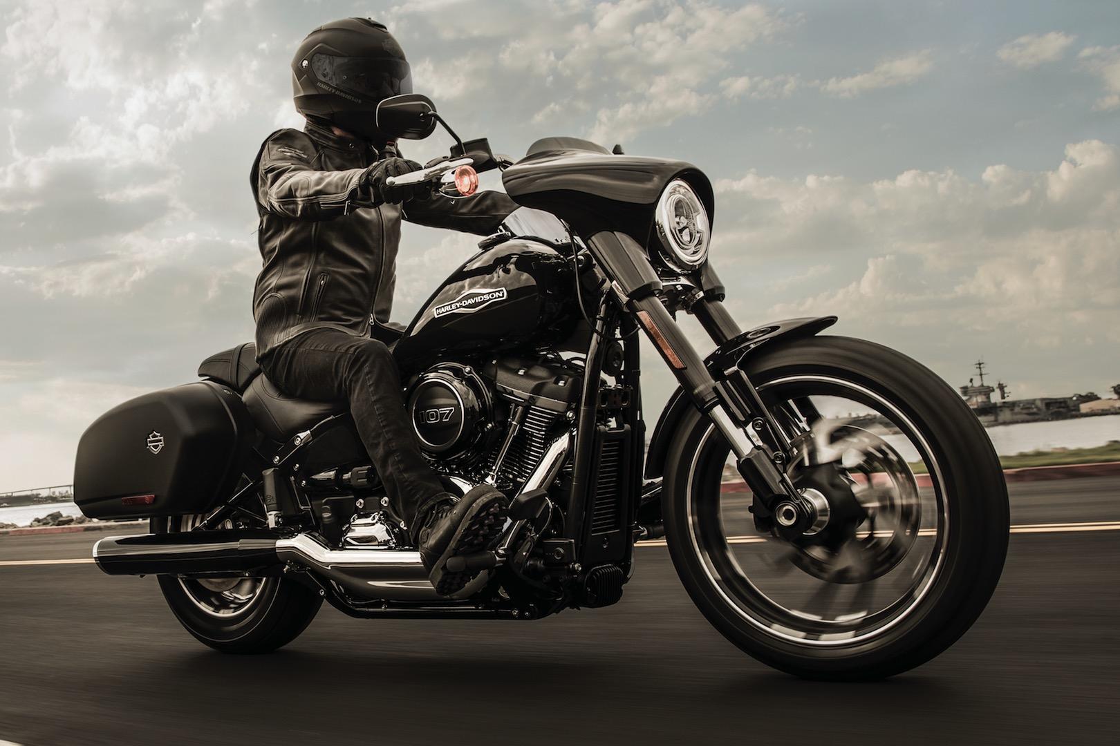Un'Harley-Davidson elettrica sul mercato entro il 2019
