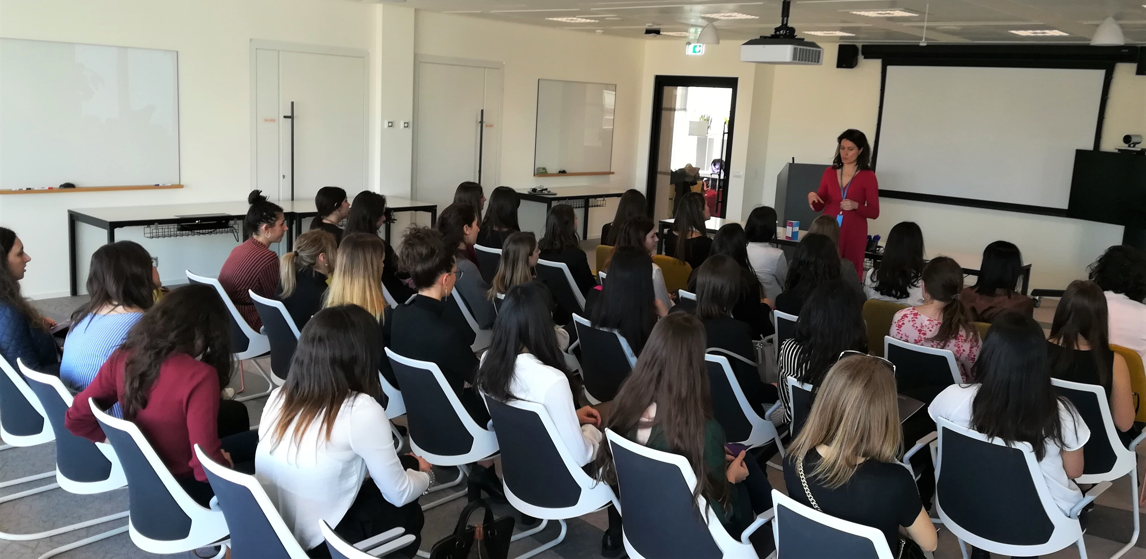 International Women's Day celebrated at Bocconi University