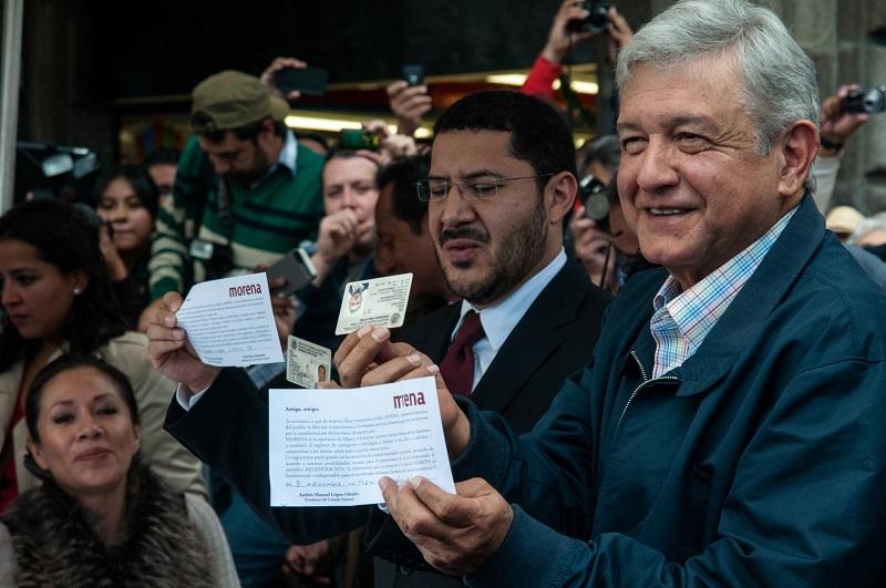 Andrés Manuel 'AMLO' López Obrador