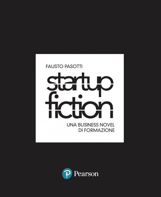 Startup Fiction cover