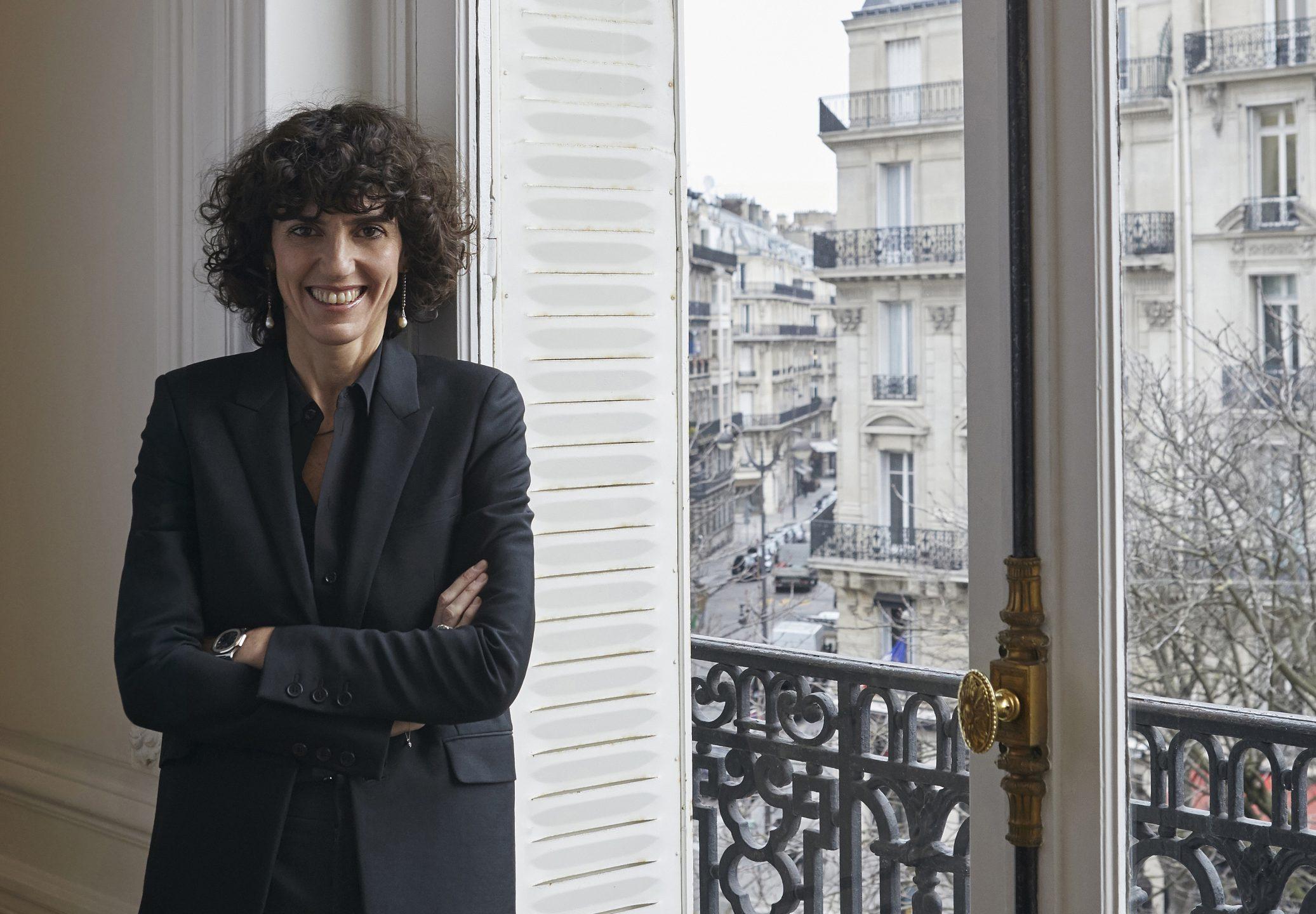 Francesca Bellettini, CEO of Saint Laurent