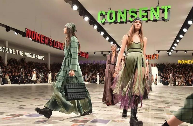 Dior Fashion Show – Paris, February 2020